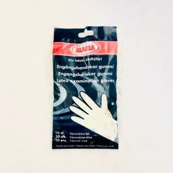 Rękawice jednorazowe...
